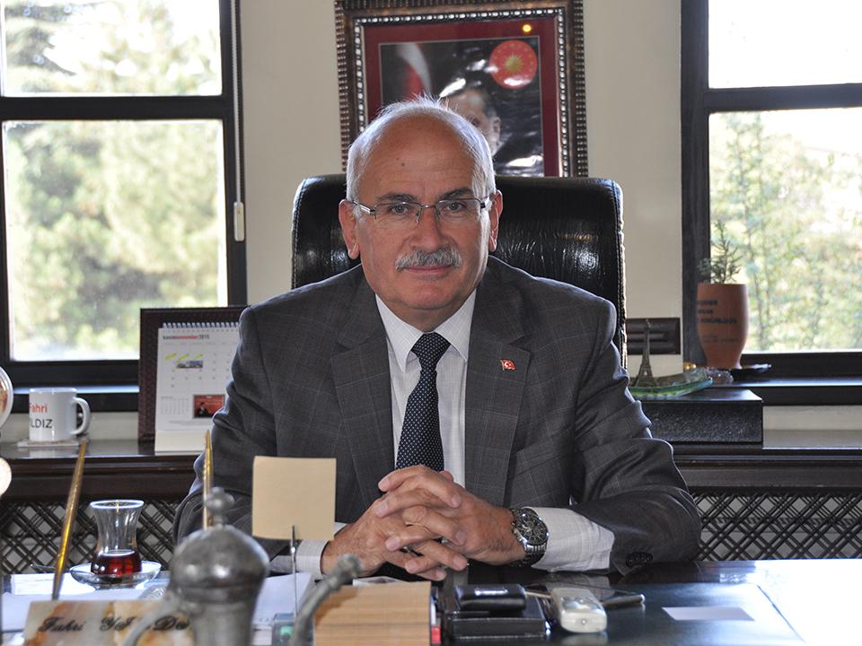 Başkan Fahri Yıldız'ın Regaib Kandili mesajı