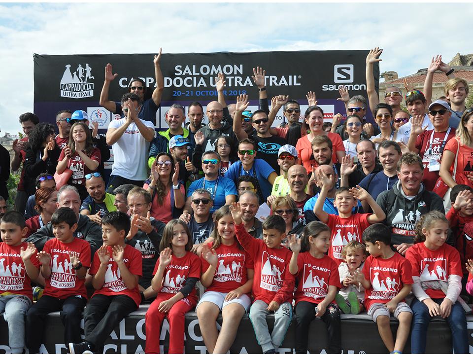 Salomon Kapadokya Ultra Trail Ödül Töreni Yapıldı