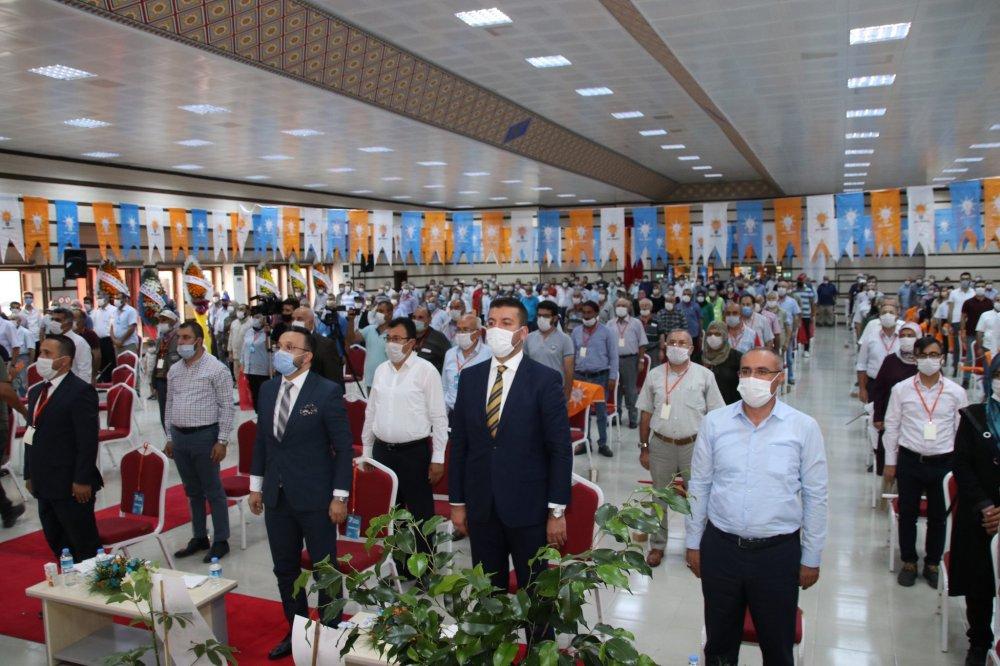 AK Parti Ürgüp İlçe Başkanlığı 7. olağan kongresi yapıldı.