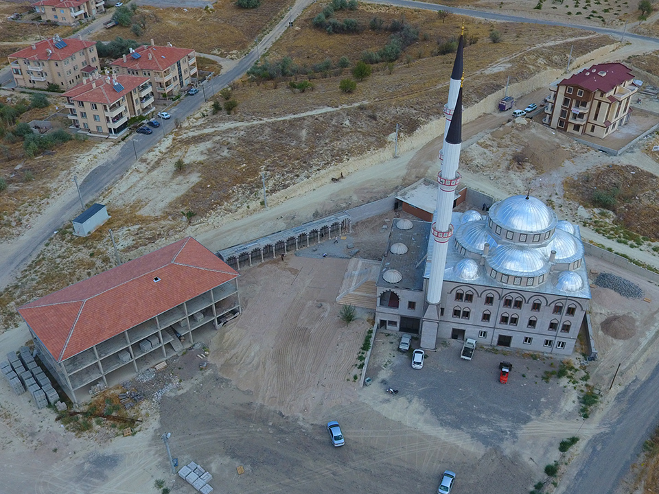 Osmanlı Cami'nin Açılışı 28 Eylülde Yapılacak
