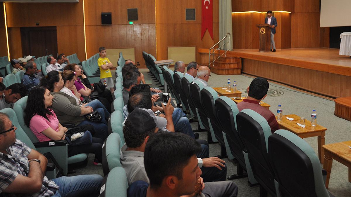 Belediye Personeli ile Sendika Toplantısı